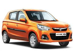 Check for Maruti Suzuki Alto K10 Price in Ahmedabad