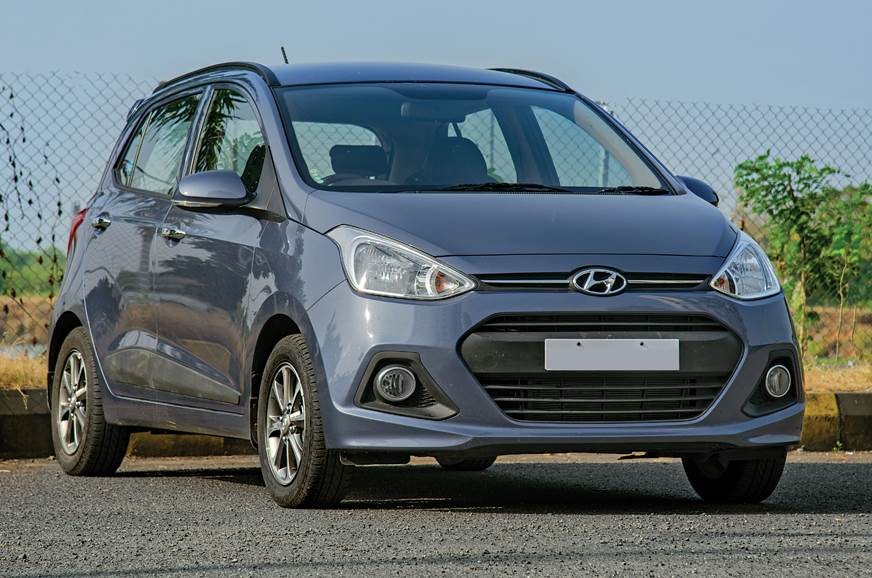 Hyundai Grand I10 Price In Chennai